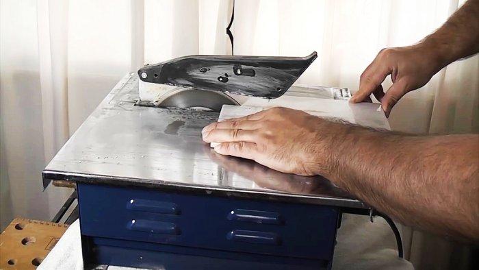 Как сделать прямоугольный вырез в керамической плитке