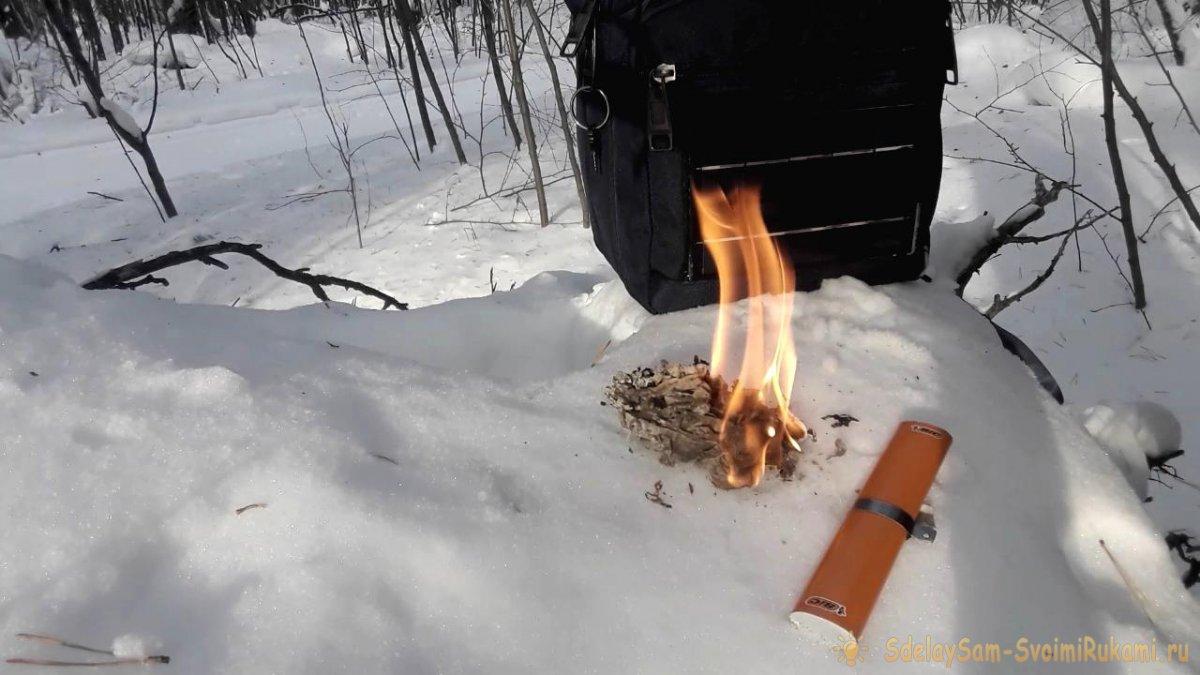 Огниво из пустых зажигалок