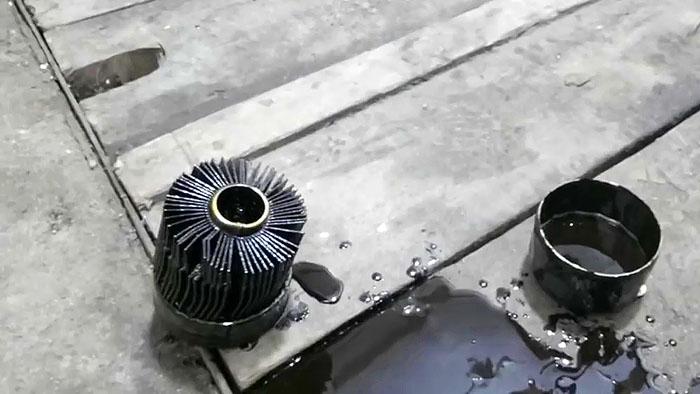 Стоит ли устанавливать магнит на масляный фильтр