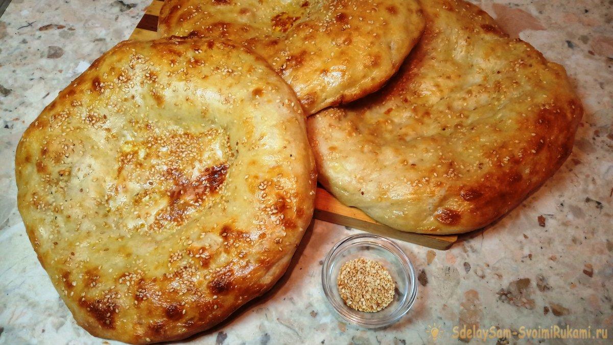 Лепешки в тандыре — рецепт с фото и описанием всех тонкостей приготовления || Лепешка с сыром в тандыре