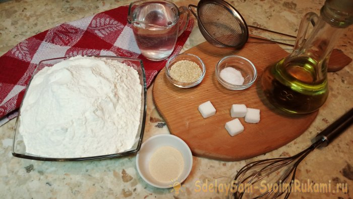 Узбекская лепешка в духовке Как из тандыра