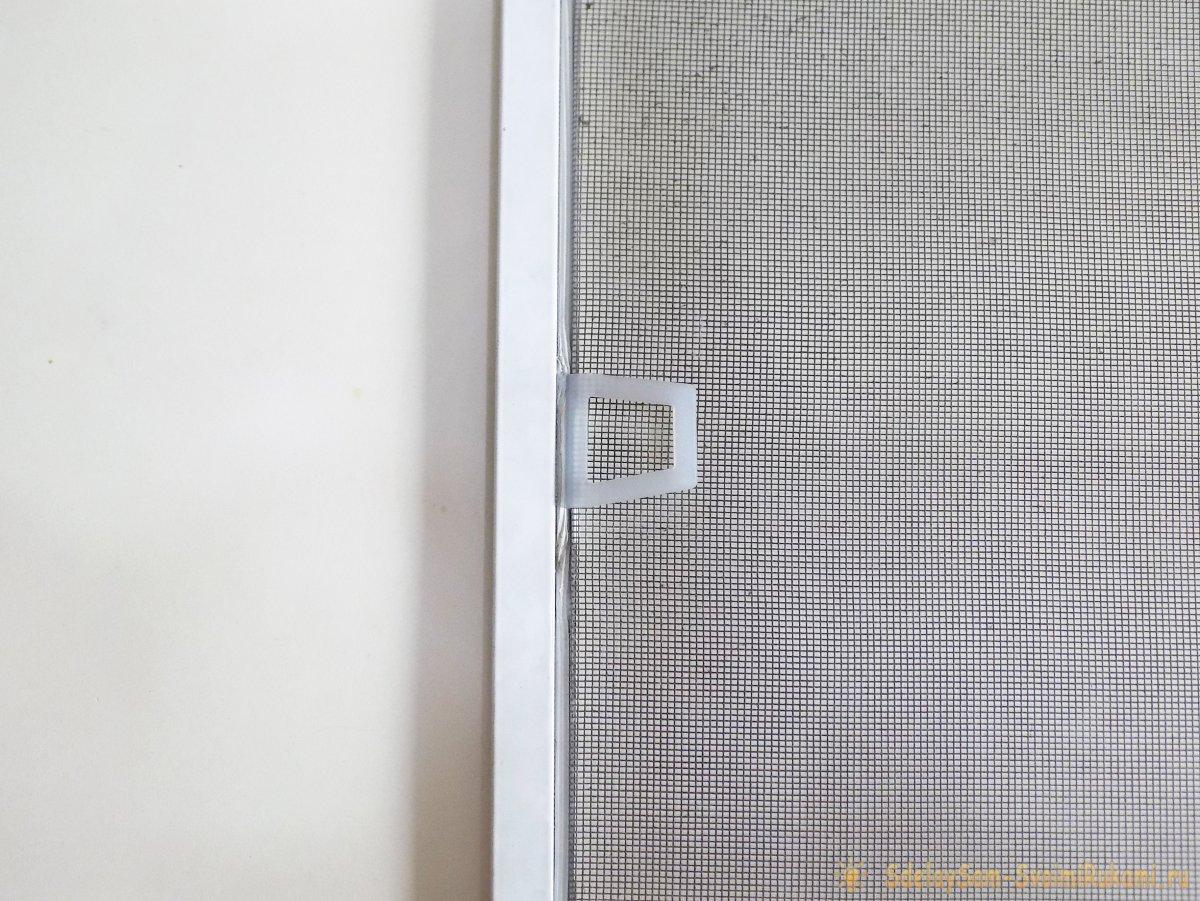 Как заменить ручки на москитной сетке пластикового окна