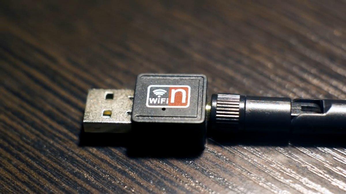 Мощная WI-FI антенна из китайского адаптера