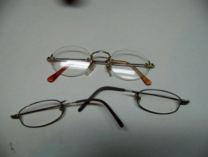 Быстрый ремонт оправы очков