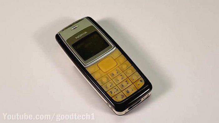 Простейшая GSM сигнализация из старого телефона