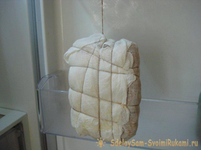 Слоеная бастурма из куриной грудки