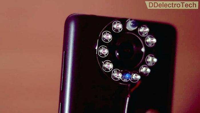 Прибор ночного видения из мобильного телефона своими руками