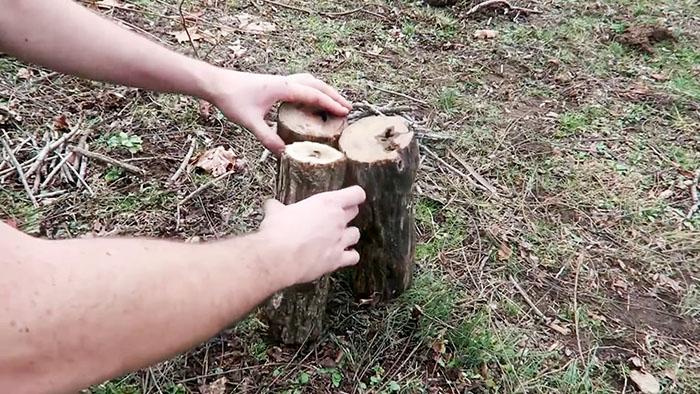 Семь способов разведения костра на природе