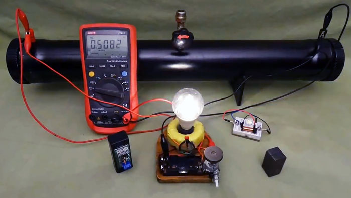 Водяная батарея на 220 В thumbnail