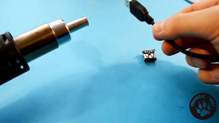 USB удлинитель из витой пары