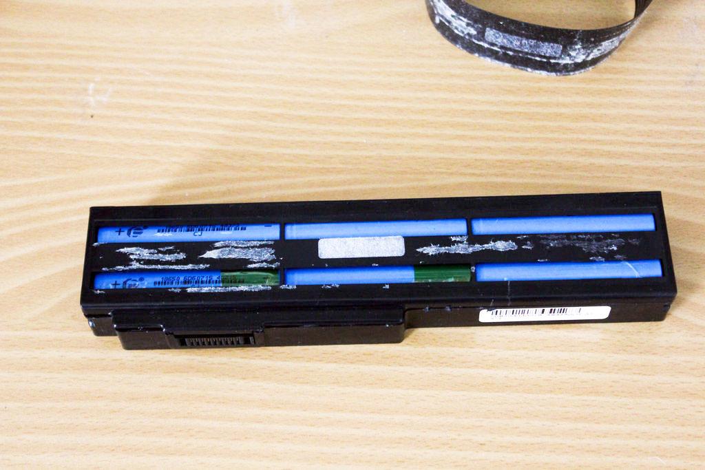 Не заряжается аккумулятор ноутбука? Восстанавливаем несложным способом