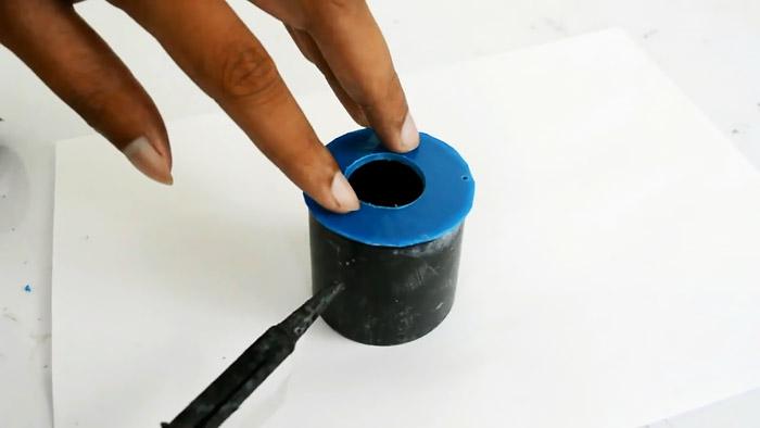 Самодельный погружной насос 12 В для полива