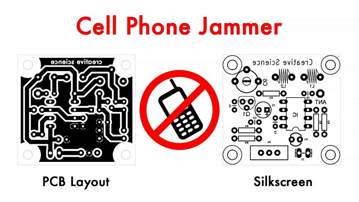 Глушилка сигнала сотового телефона своими руками