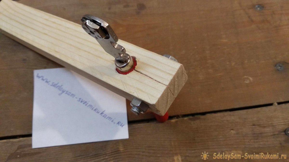 Приспособление для резки бутылок любого диаметра и длины