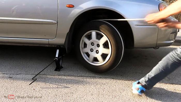 1564141931 6 - Интересный способ завести автомобиль с разрядившимся аккумулятором