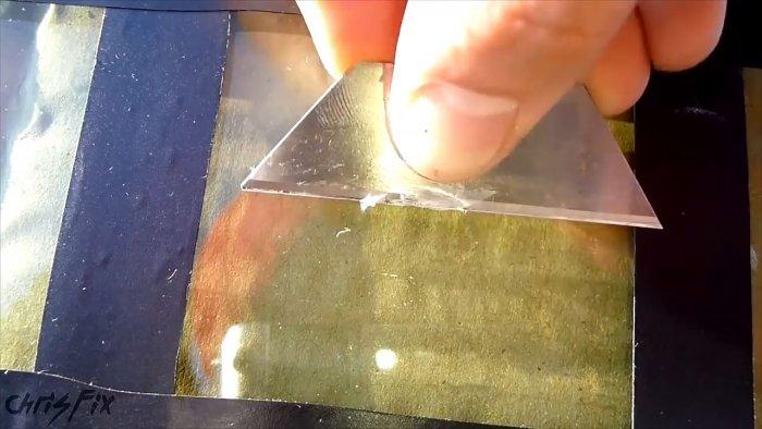 1563429577 1 0 04 35 026 - Лечим скол на лобовом стекле, интересный способ