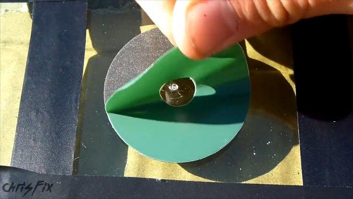 1563429648 1 0 01 44 575 - Лечим скол на лобовом стекле, интересный способ