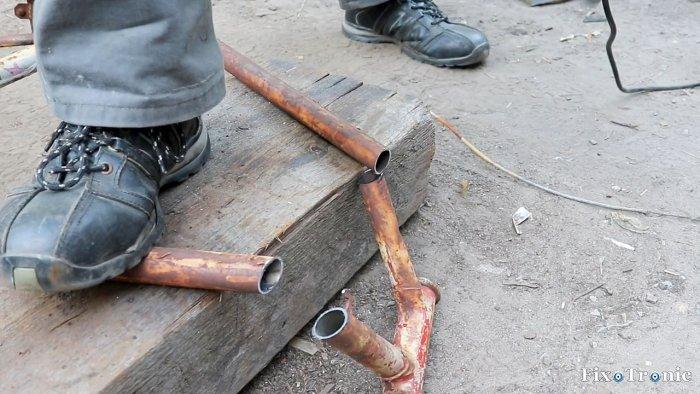 1564545248 6 - Как сделать стойку для болгарки из старой рамы велосипеда