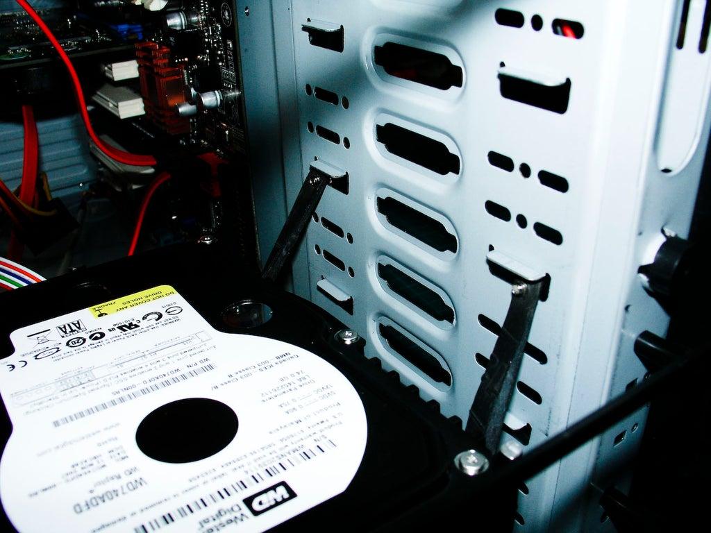 Как снизить шум HDD до минимума