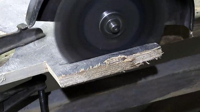 Вторая жизнь для старого алмазного диска