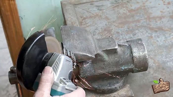 Как превратить шестерню ГРМ в полноценную фрезу по дереву