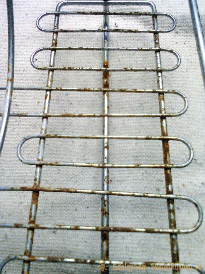 Вода, уксус и перекись водорода против ржавчины - делюсь личным опытом очистки сушилки для посуды thumbnail