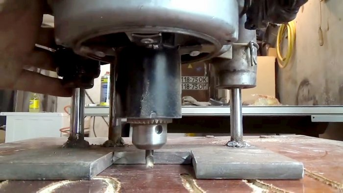 1565239440 15 - Фрезерный станок из двигателя стиральной машинки