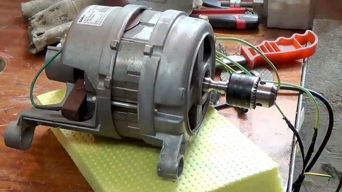 1565239504 3 - Фрезерный станок из двигателя стиральной машинки