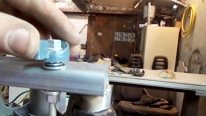 1565239521 14 - Фрезерный станок из двигателя стиральной машинки