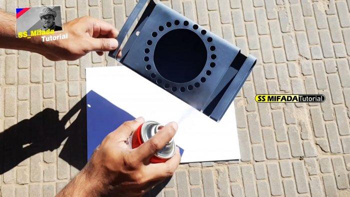 Как сделать классный светильник из ПВХ трубы