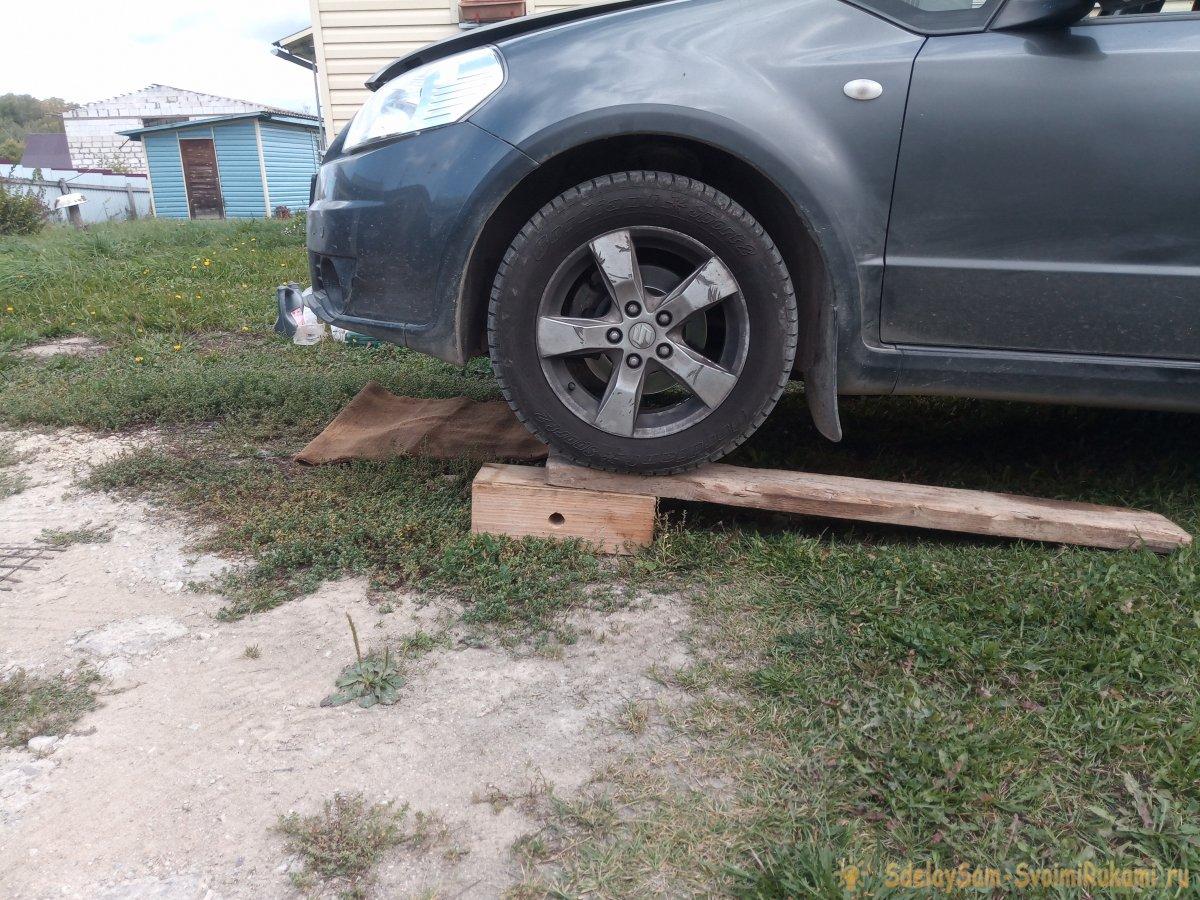 Экономим время и деньги: Меняем масло в автомобиле самостоятельно без ямы