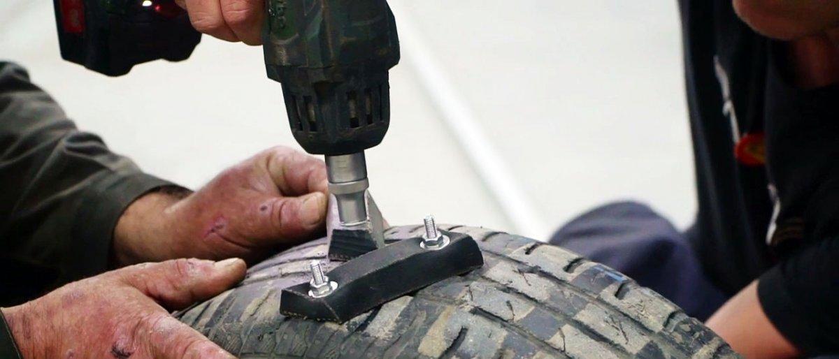 Самодельные колеса - вездеходы