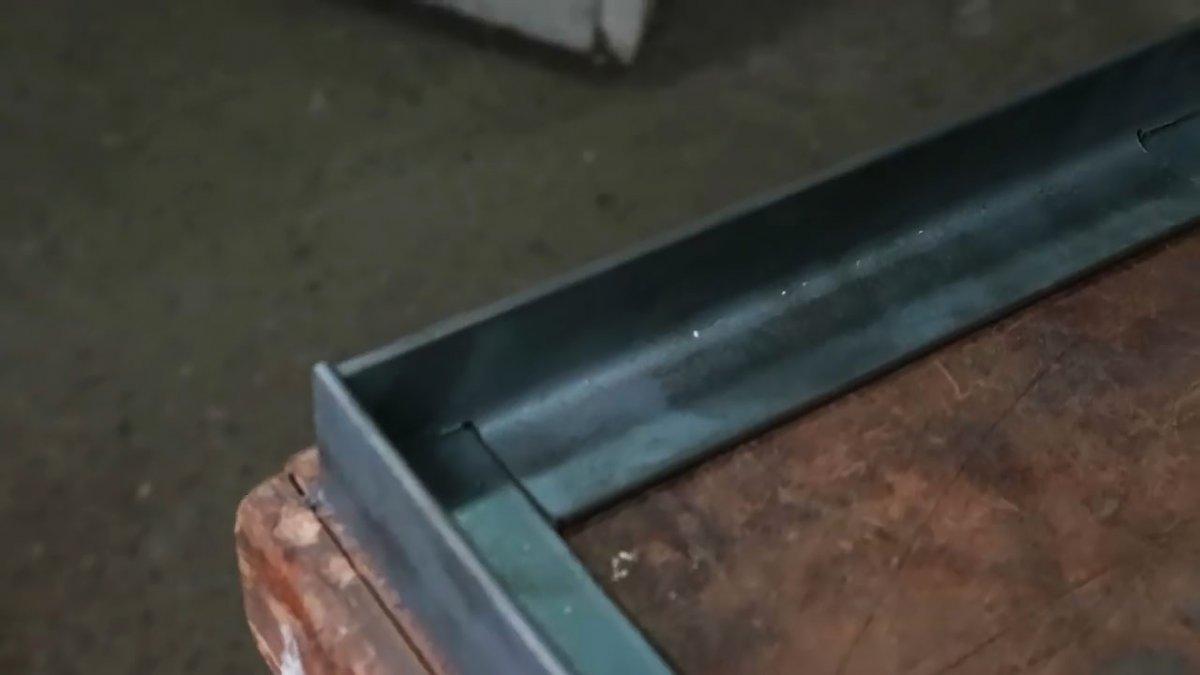 Уникальная сварочная тележка со складным столом своими руками