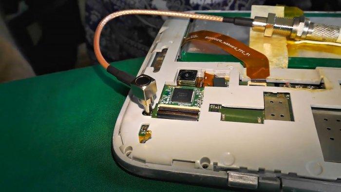 Мощная самодельная WiFi антенна для приема сигнала удаленных открытых сетей