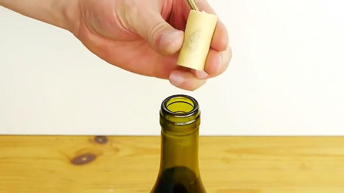 Как открыть вино без штопора: 10   популярных способов и методов
