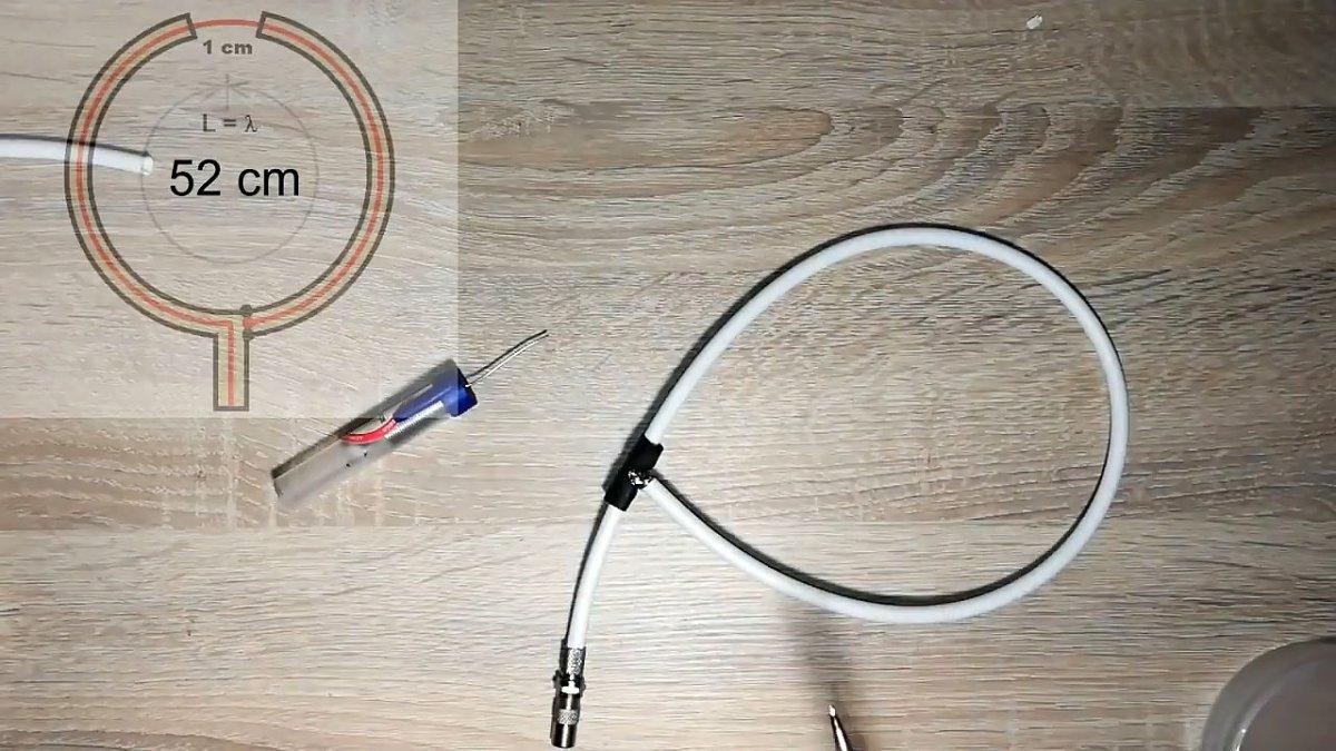 3 самых популярных антенны из кабеля для цифрового ТВ. Какую выбрать?