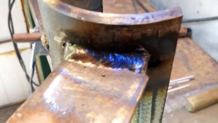 Сварка тонкого металла своими руками