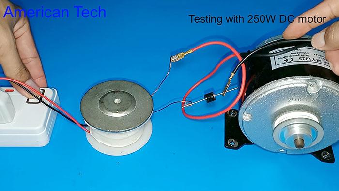 Как быстро сделать трансформатор 100 Вт из динамиков