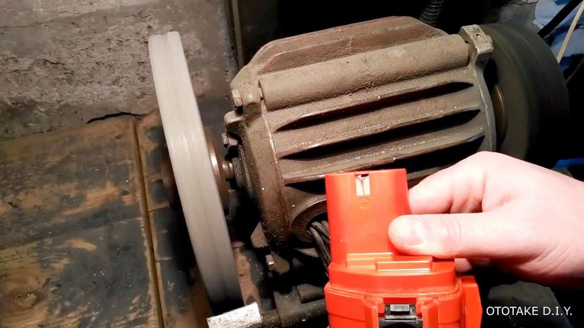 Как переделать аккумуляторный шуруповерт на 220 В