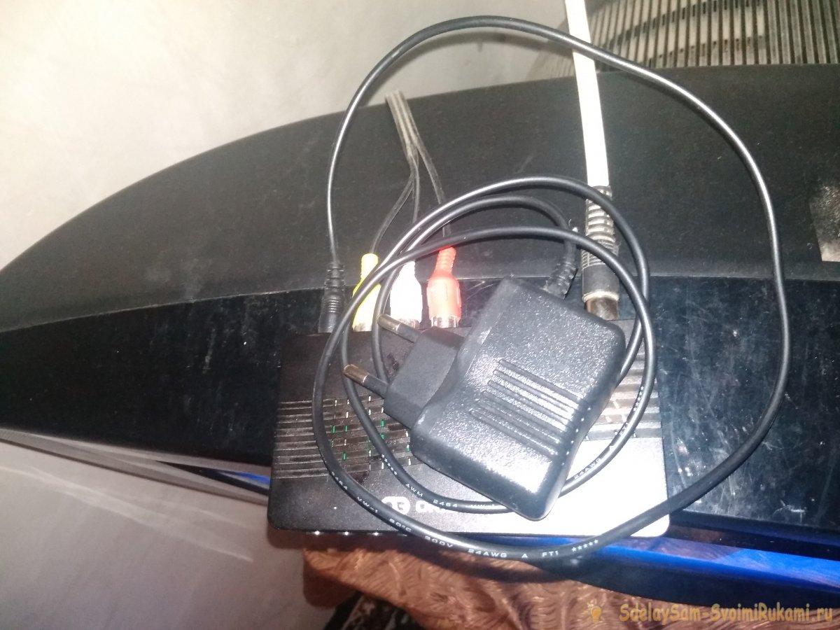 Частая неисправность в ремонте DVB-T2 приставок