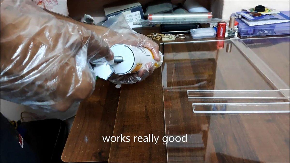 Как использовать силиконовый герметик из тубы без пистолета