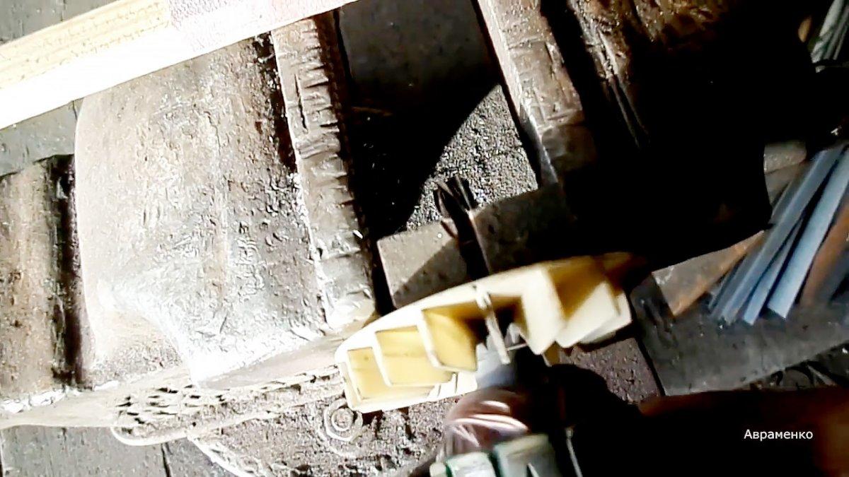 Как проточить коллектор якоря электроинструмента без токарного станка