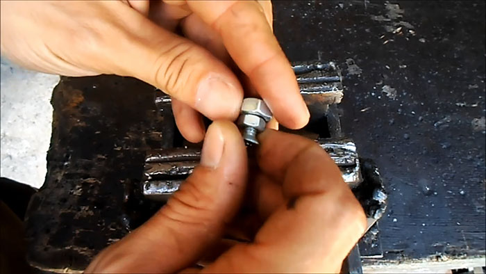Простой съемник для масляного фильтра своими руками