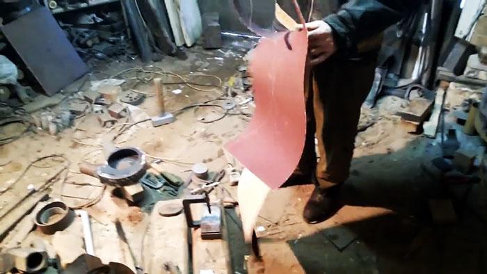 Как просто и ровно склеивать ленты для гриндера