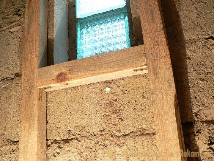 Встроенная мини сауна в частном доме