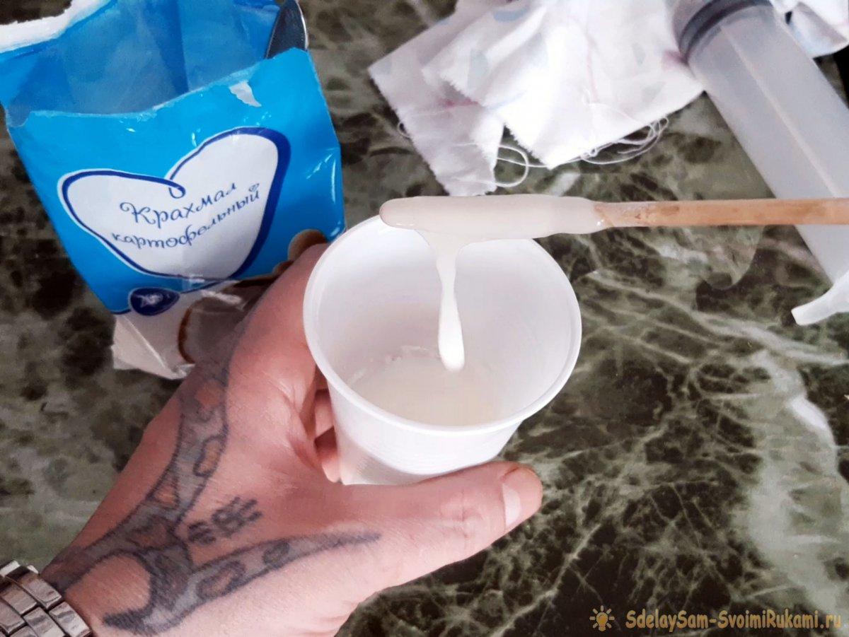 Как самостоятельно изготовить акриловую шпатлёвку