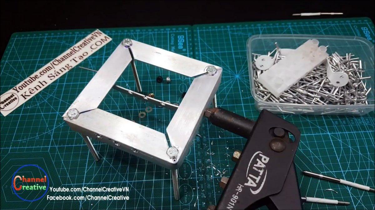 Как сделать мини электроплиту на 12 В