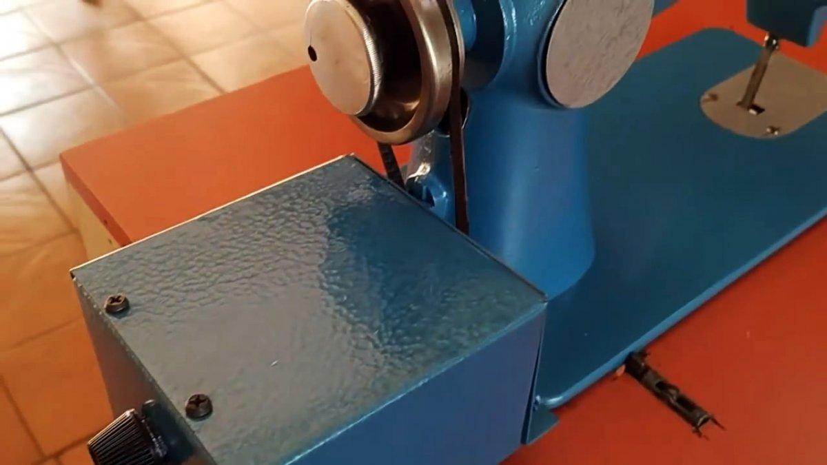 Как переделать швейную машинку в лобзиковый станок