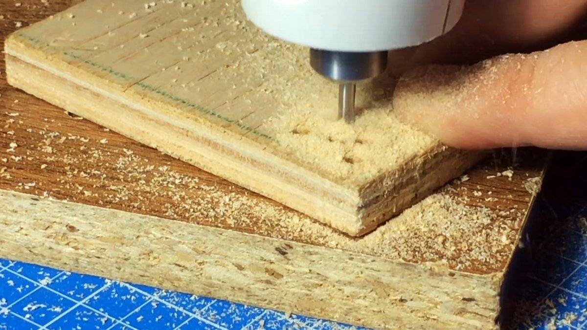 Как переделать кухонный блендер в гравер