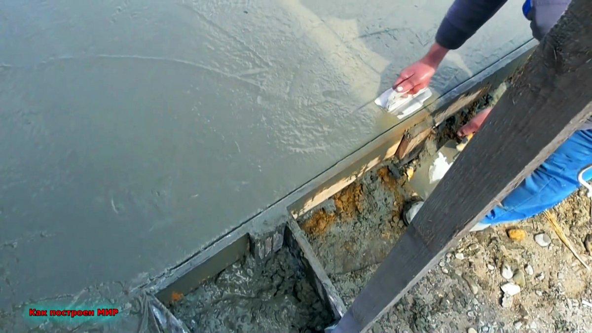 Как уложить печатный бетон, чтобы его было не отличить от плитки